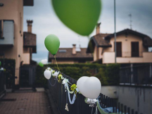 Il matrimonio di Luca e Arianna a Arluno, Milano 1