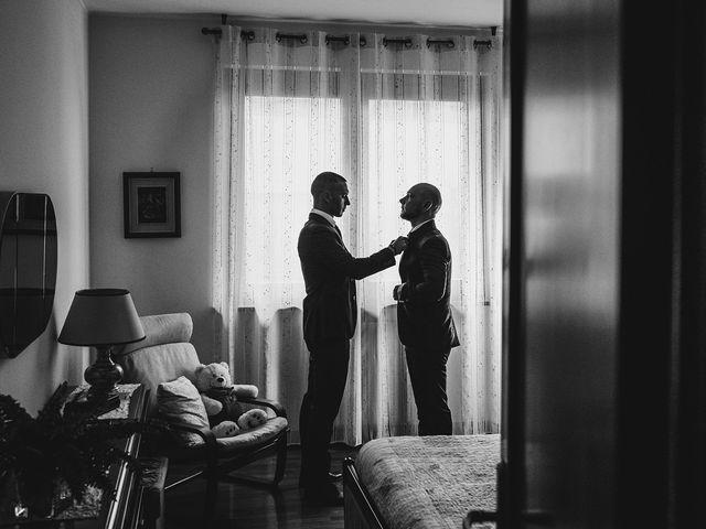 Il matrimonio di Luca e Arianna a Arluno, Milano 5