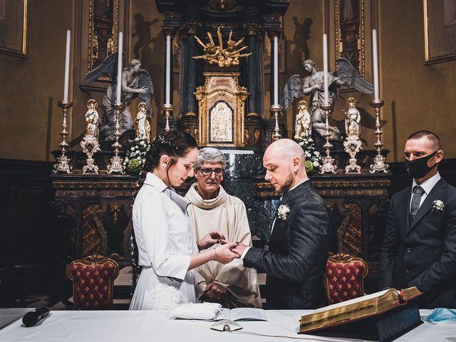 Il matrimonio di Luca e Arianna a Arluno, Milano 17