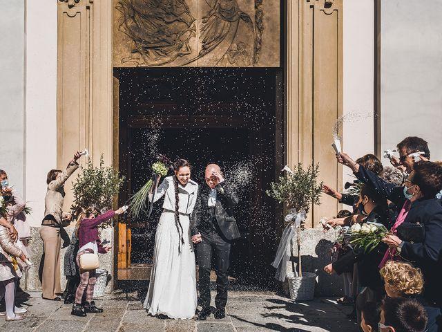 Il matrimonio di Luca e Arianna a Arluno, Milano 22