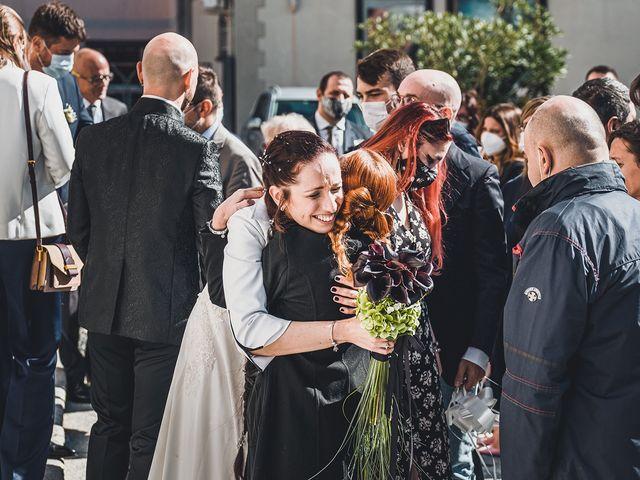 Il matrimonio di Luca e Arianna a Arluno, Milano 24