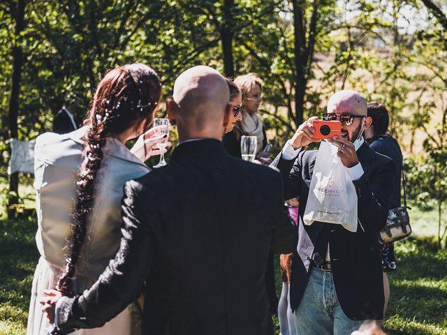 Il matrimonio di Luca e Arianna a Arluno, Milano 38
