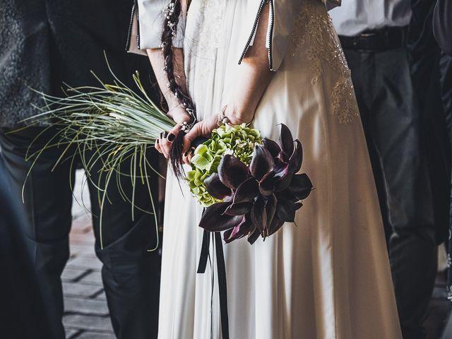 Il matrimonio di Luca e Arianna a Arluno, Milano 42