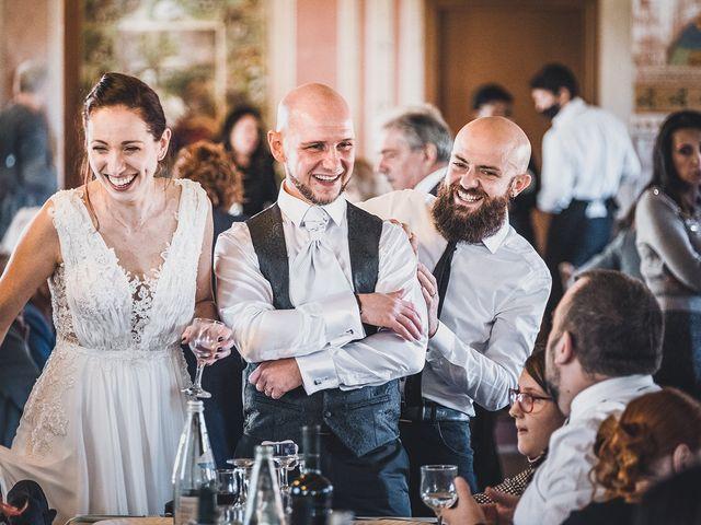 Il matrimonio di Luca e Arianna a Arluno, Milano 49