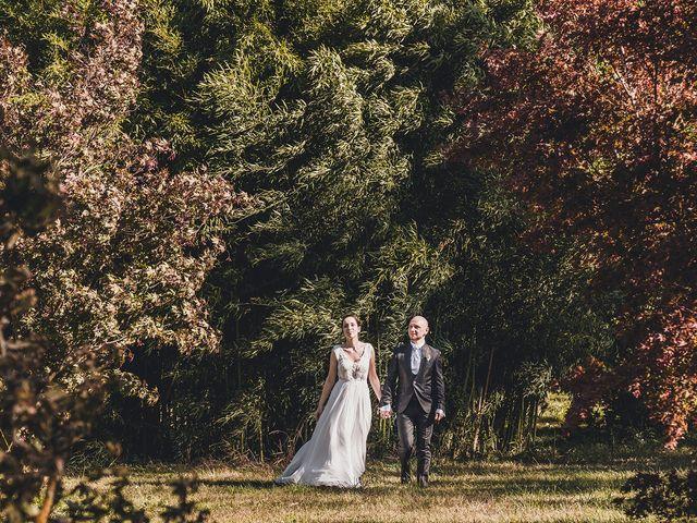 Il matrimonio di Luca e Arianna a Arluno, Milano 50