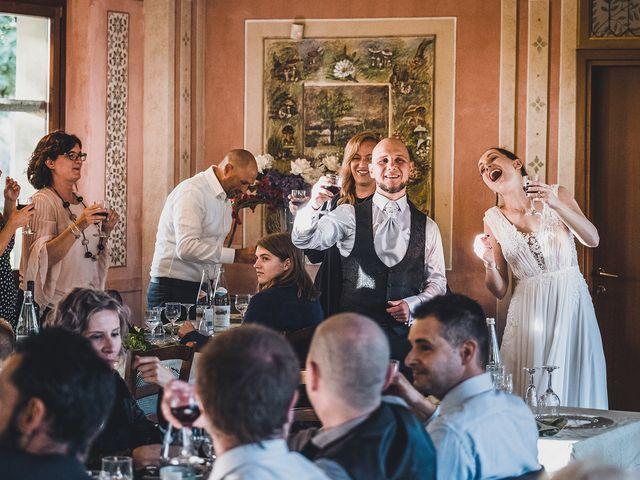 Il matrimonio di Luca e Arianna a Arluno, Milano 55