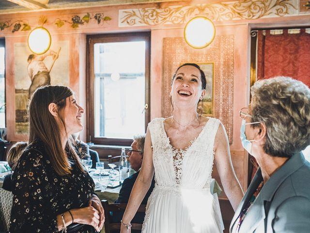 Il matrimonio di Luca e Arianna a Arluno, Milano 56