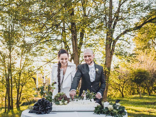 Il matrimonio di Luca e Arianna a Arluno, Milano 63