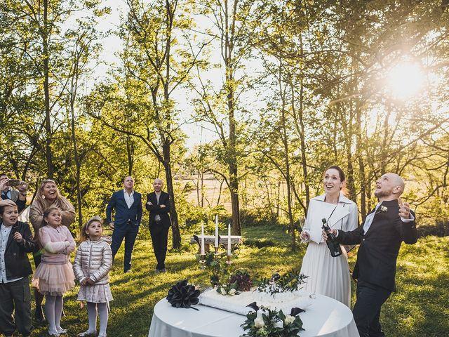 Il matrimonio di Luca e Arianna a Arluno, Milano 64