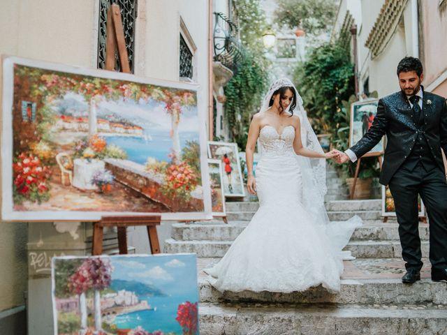 Il matrimonio di Luca e Marica a Messina, Messina 15