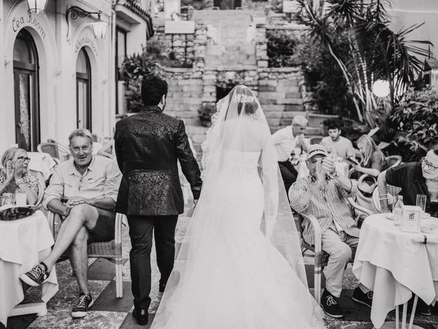 Il matrimonio di Luca e Marica a Messina, Messina 16