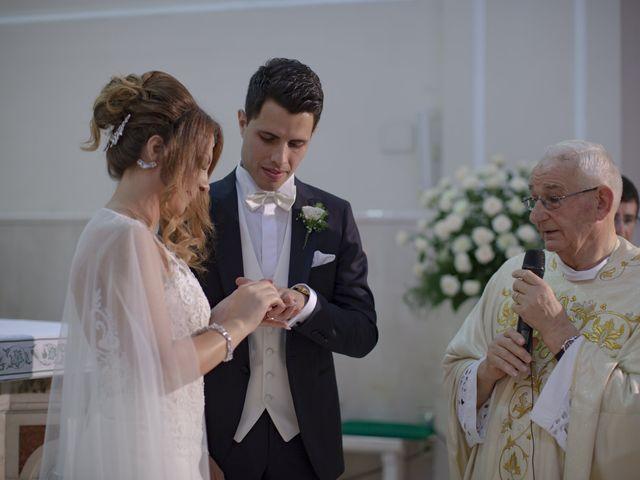 Il matrimonio di Maria e Mario a Torremaggiore, Foggia 21