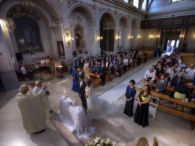 Il matrimonio di Maria e Mario a Torremaggiore, Foggia 45