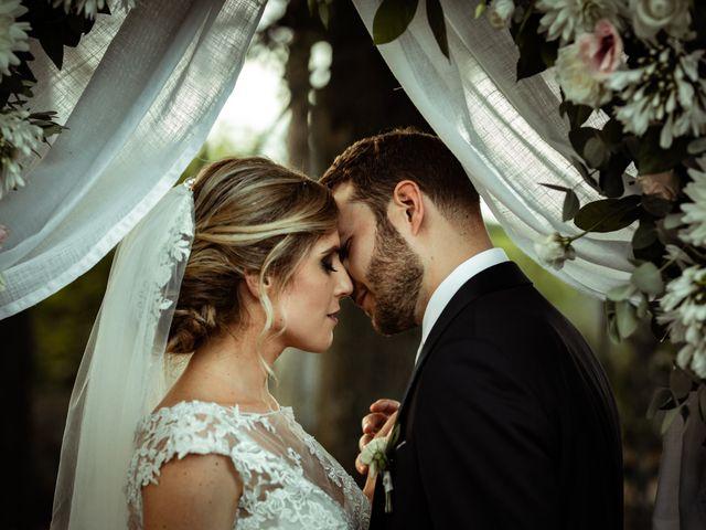 Le nozze di Daniela e Antonio