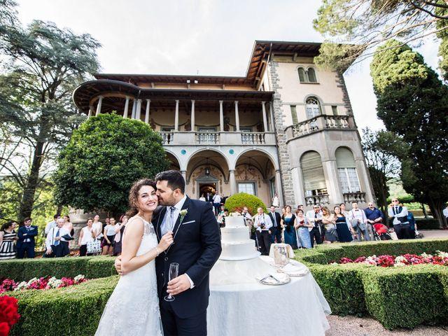 Le nozze di Alice e Francesco
