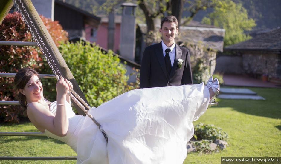 Il matrimonio di Giovanni e Eleonora a Forcola, Sondrio