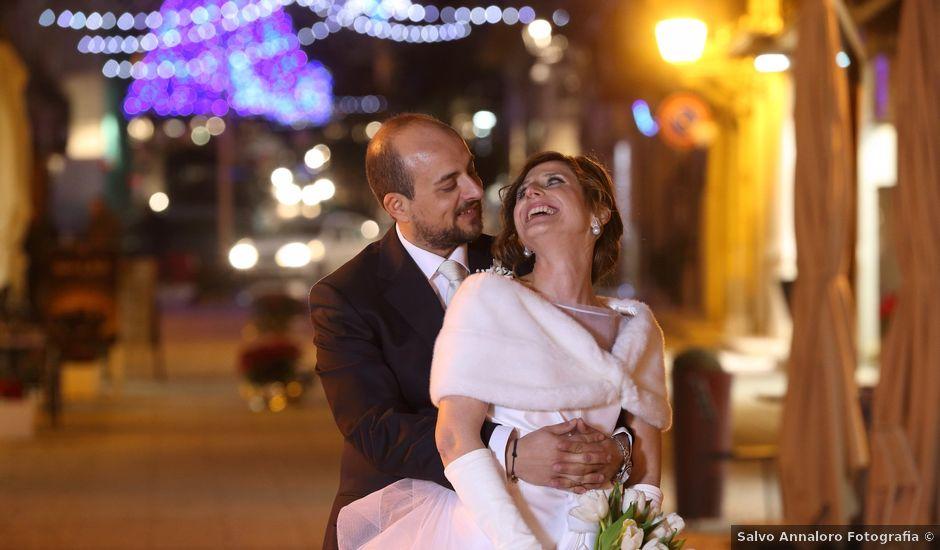 Il matrimonio di Simone e Daniela a Castellammare del Golfo, Trapani