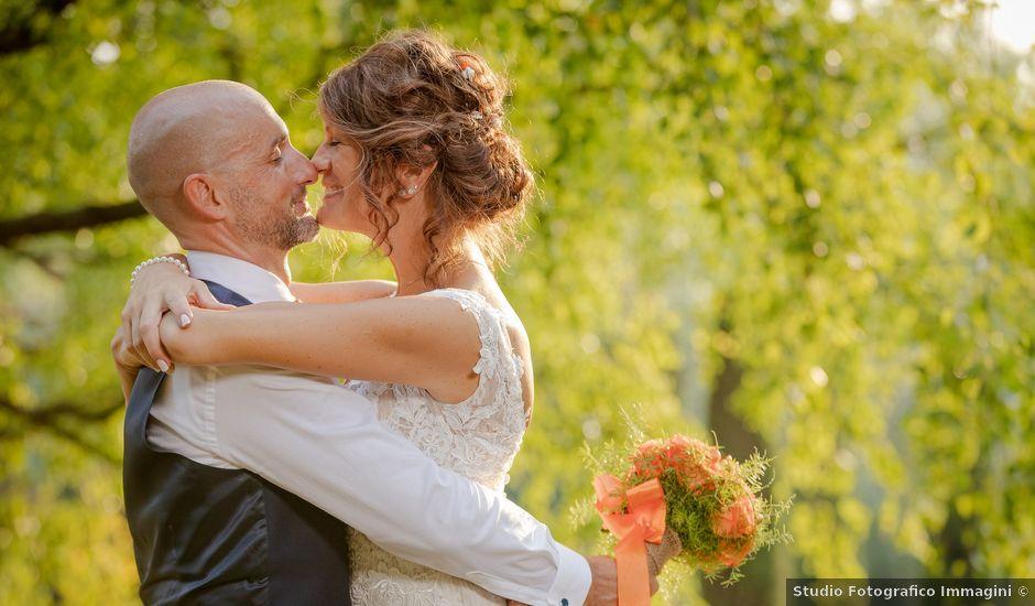 Il matrimonio di Lorenzo e Michela a Malnate, Varese