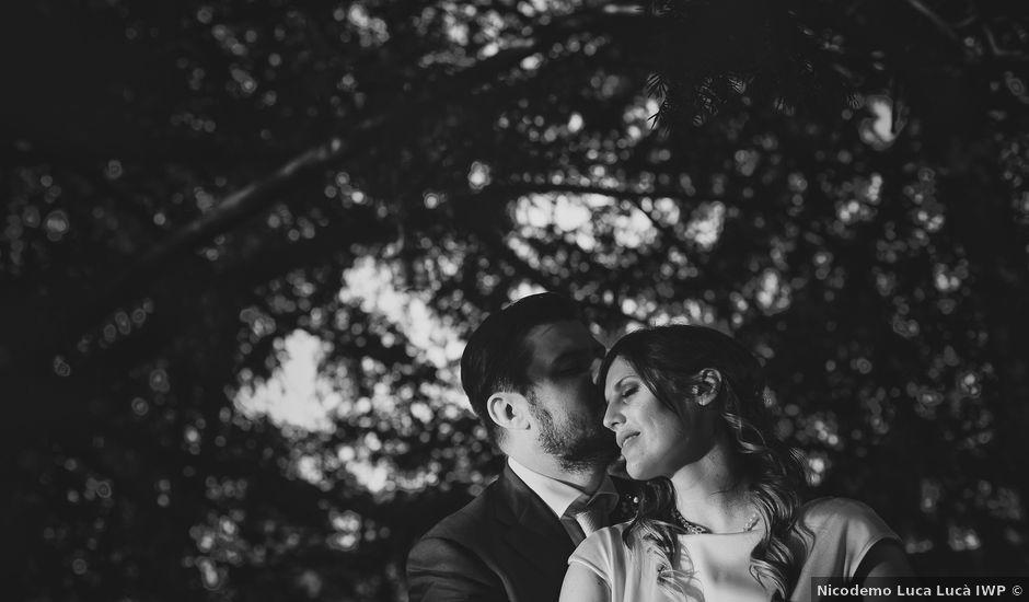Il matrimonio di Simone e Chiara a Albizzate, Varese