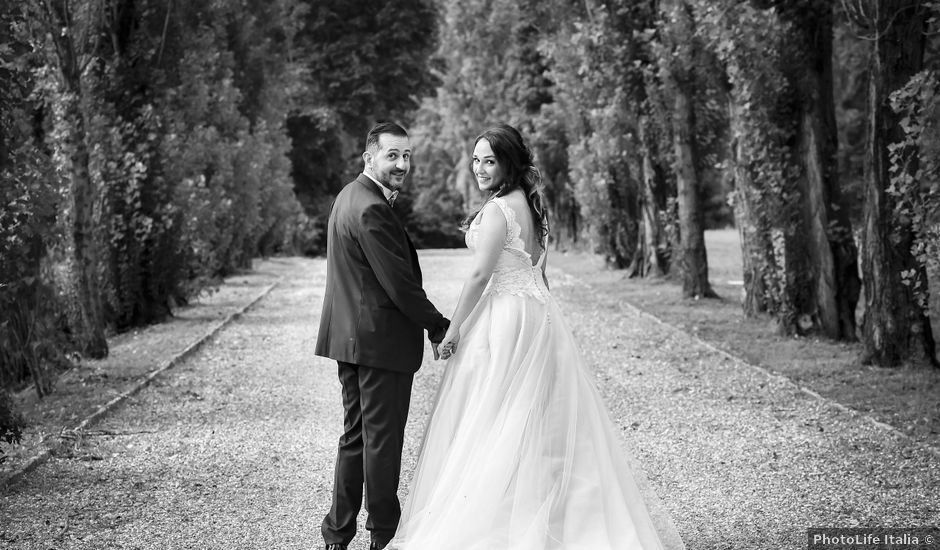Il matrimonio di Antonino e Francesca a Moncrivello, Vercelli