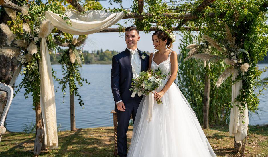 Il matrimonio di Daniele e Carmen a Peschiera del Garda, Verona
