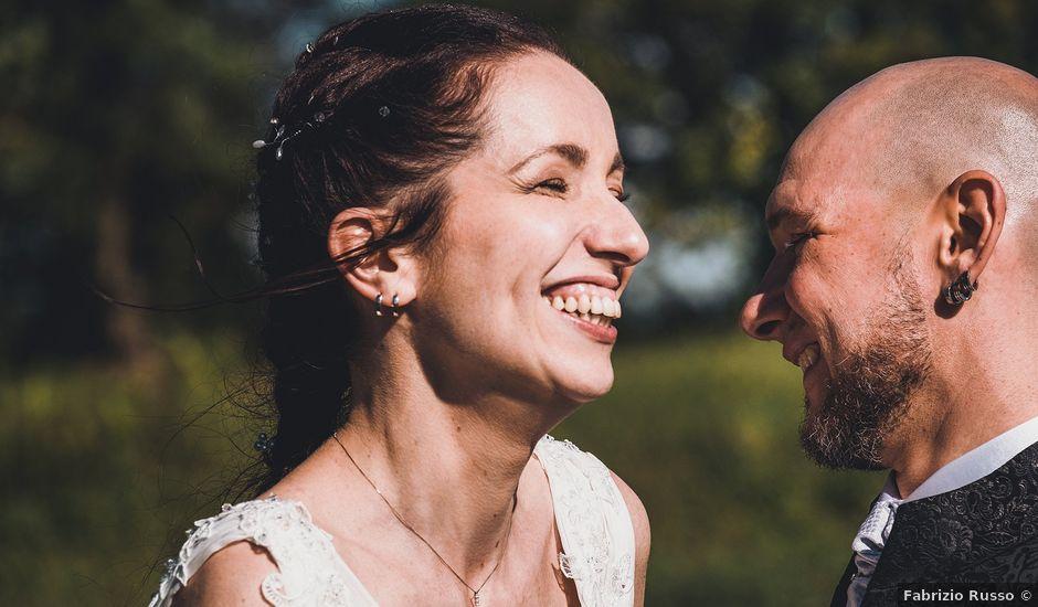 Il matrimonio di Luca e Arianna a Arluno, Milano