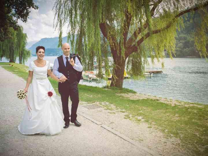 le nozze di Mariantonietta e Nicola