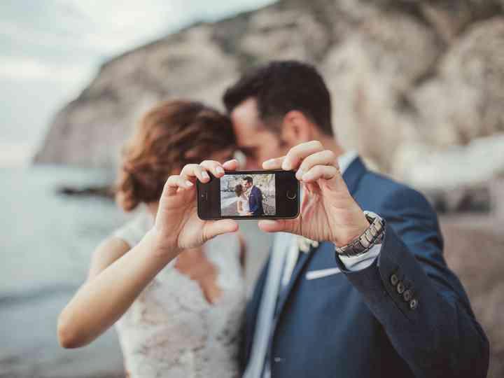 le nozze di Ylenia e Peppe