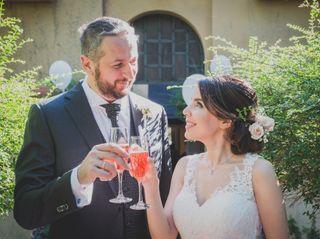 Le nozze di Yasmine e Michele