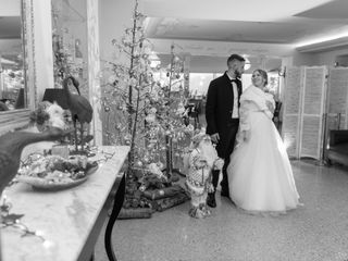 Le nozze di Romina e Jonny