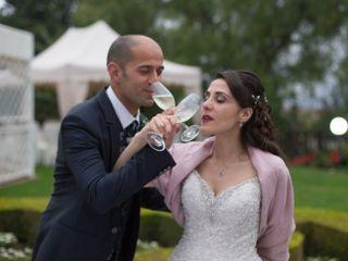 Le nozze di Graziella e Guido