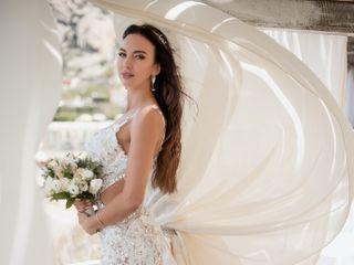 Le nozze di Anna e Andrey 3