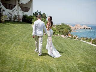 Le nozze di Anna e Andrey