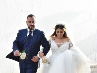 Le nozze di Lina  e Kader