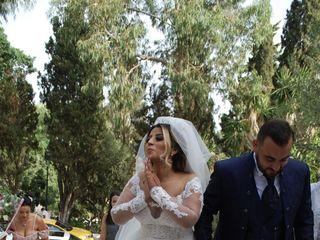 Le nozze di Lina  e Kader 2