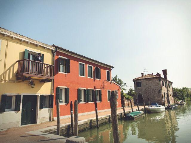 Il matrimonio di Rolando e Giorgia a Torcello , Venezia 7