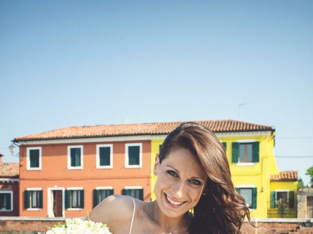 Il matrimonio di Rolando e Giorgia a Torcello , Venezia 18