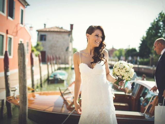 Il matrimonio di Rolando e Giorgia a Torcello , Venezia 19