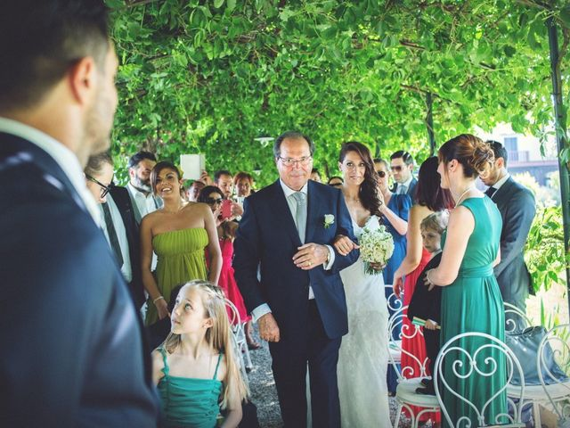 Il matrimonio di Rolando e Giorgia a Torcello , Venezia 21