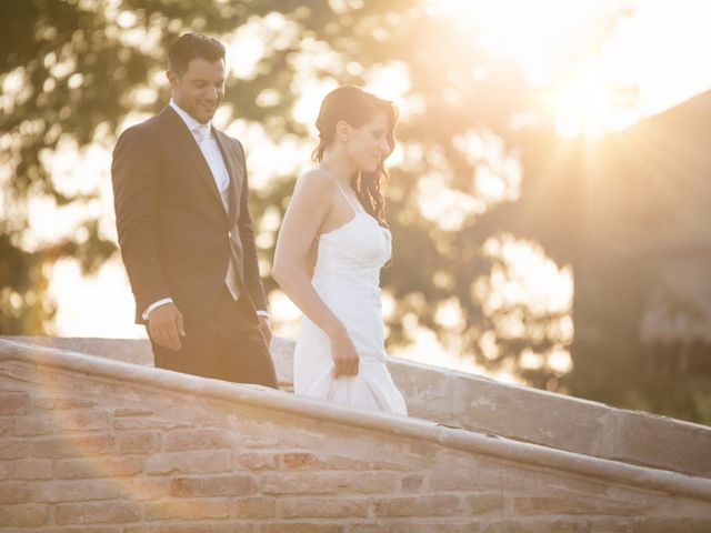 Il matrimonio di Rolando e Giorgia a Torcello , Venezia 37