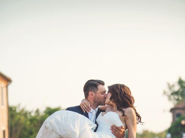 Il matrimonio di Rolando e Giorgia a Torcello , Venezia 2