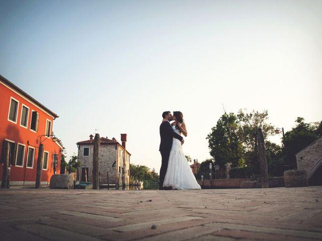 Il matrimonio di Rolando e Giorgia a Torcello , Venezia 40