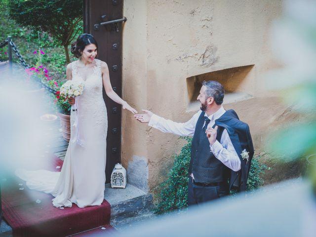 Il matrimonio di Michele e Yasmine a Isola del Cantone, Genova 2