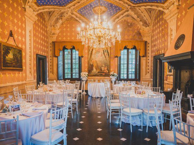 Il matrimonio di Michele e Yasmine a Isola del Cantone, Genova 12