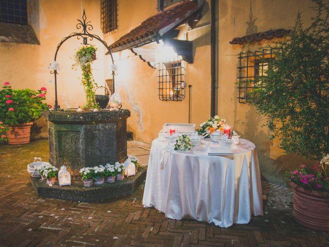 Il matrimonio di Michele e Yasmine a Isola del Cantone, Genova 14