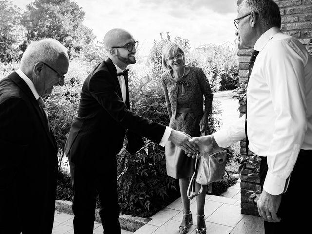 Il matrimonio di Giorgio e Elena a Noceto, Parma 1