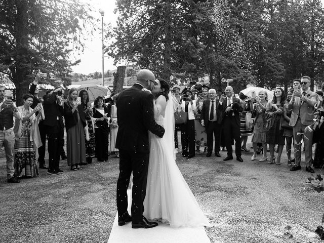 Il matrimonio di Giorgio e Elena a Noceto, Parma 16