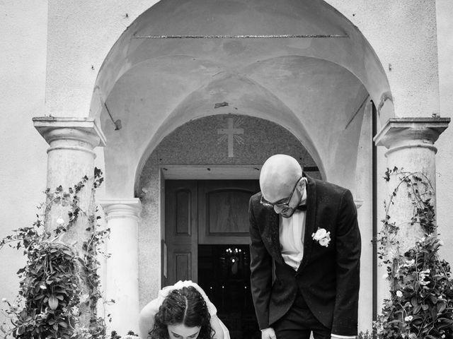 Il matrimonio di Giorgio e Elena a Noceto, Parma 17