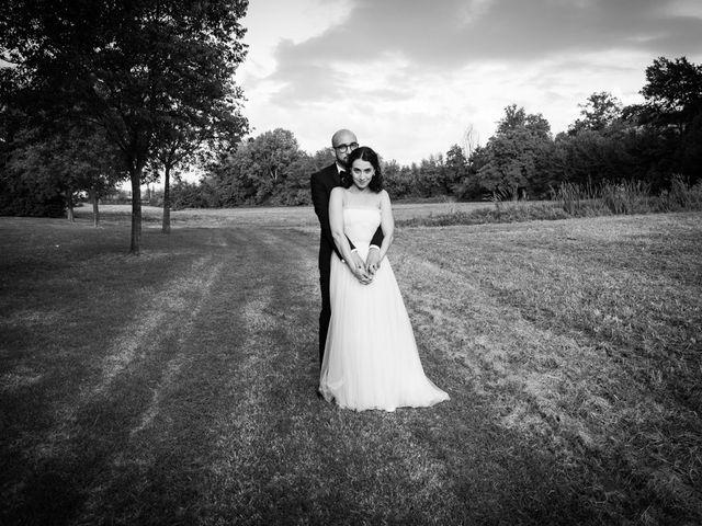 Il matrimonio di Giorgio e Elena a Noceto, Parma 25