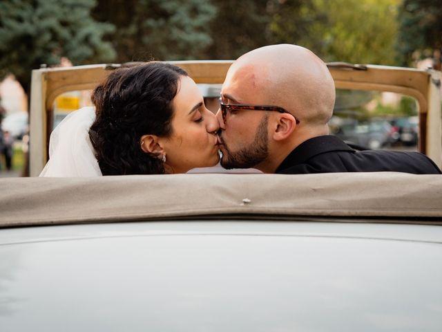 Il matrimonio di Giorgio e Elena a Noceto, Parma 28